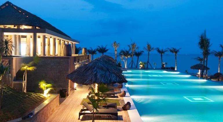 Vedana Lagoon Resort & Spa.