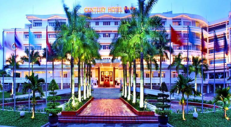 Century Riverside Hotel.