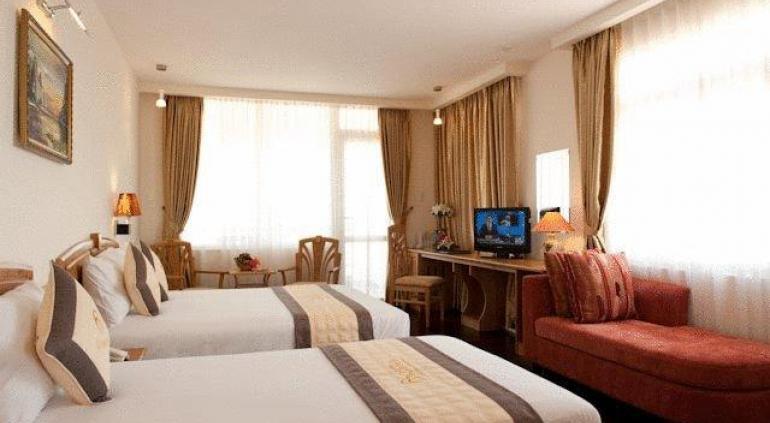 Romance Hotel Hue.