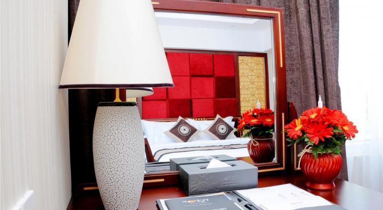 Moonlight Hotel Hue.