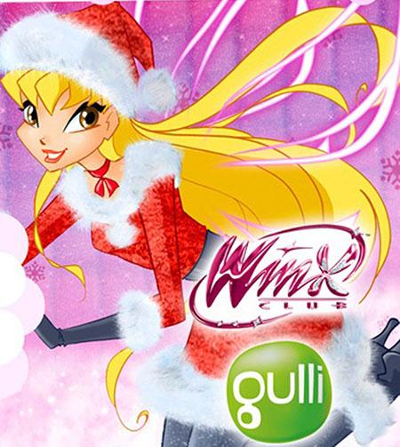 Волшебные приключения Winx