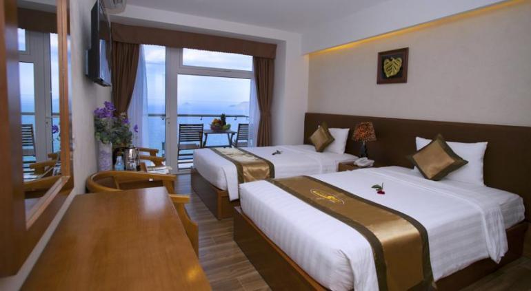 Soho Hotel Nha Trang.
