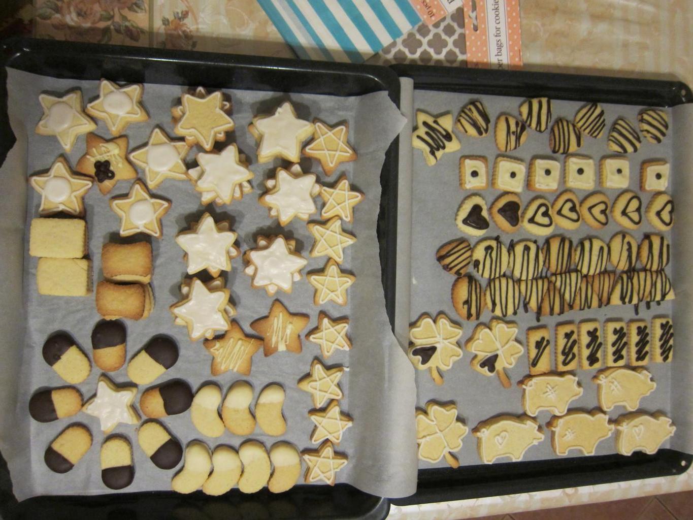 Печеньки. Кулинария