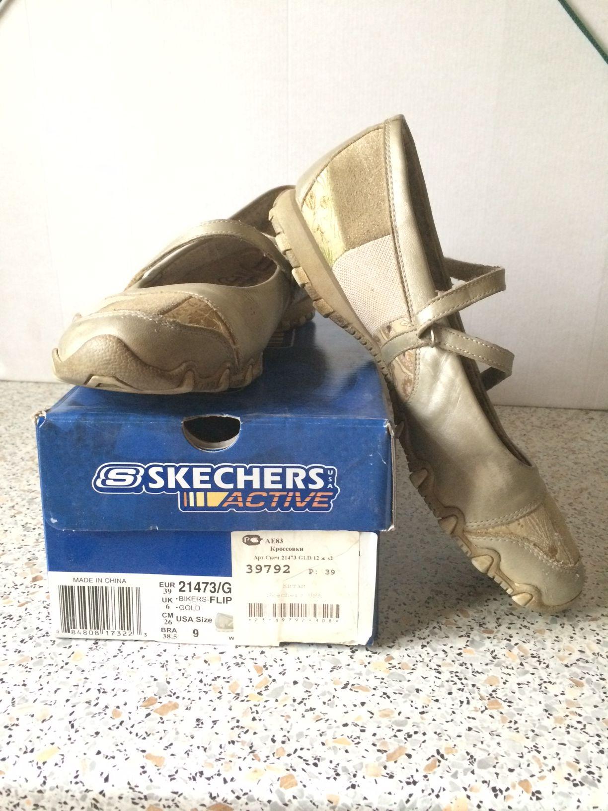 Спортивные туфли SKECHERS.