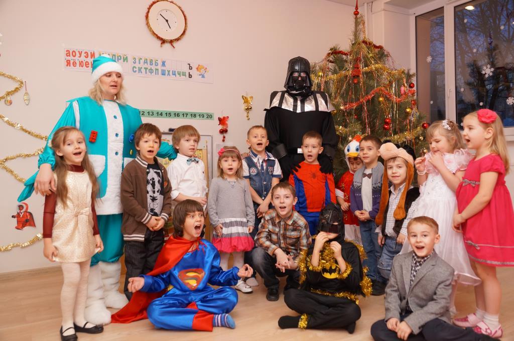 Новый Год для детей 4-8 лет. Новый год