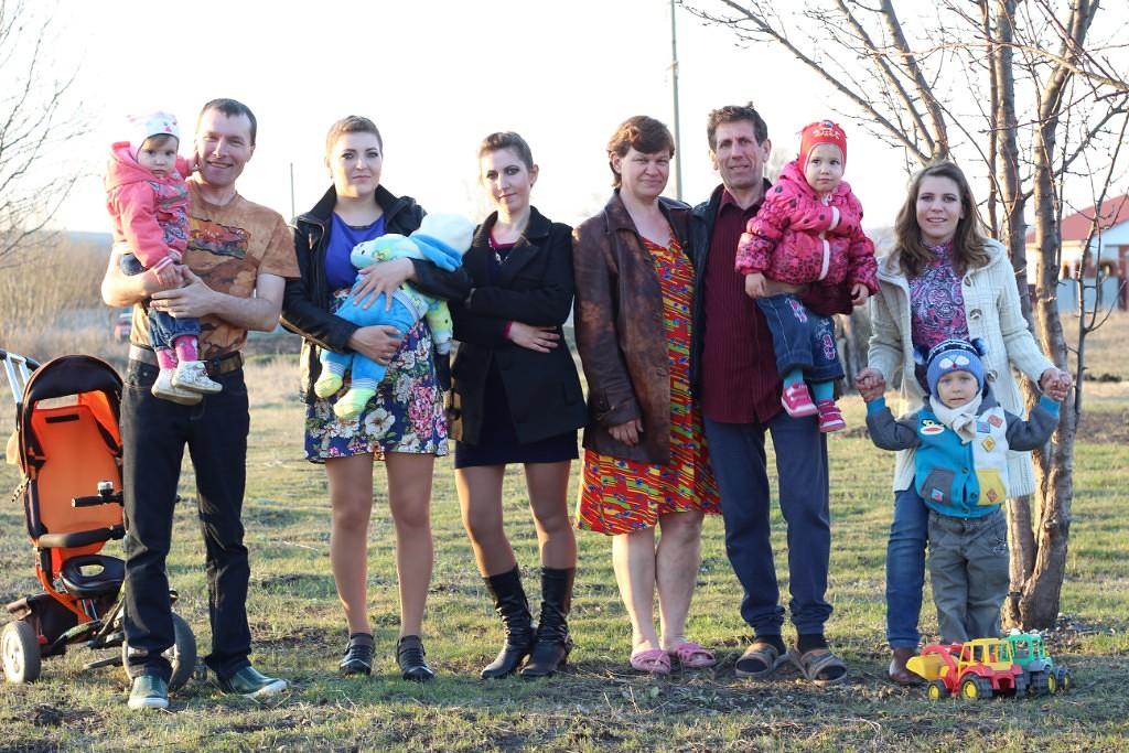 Вся семья в сборе!. Наша семья