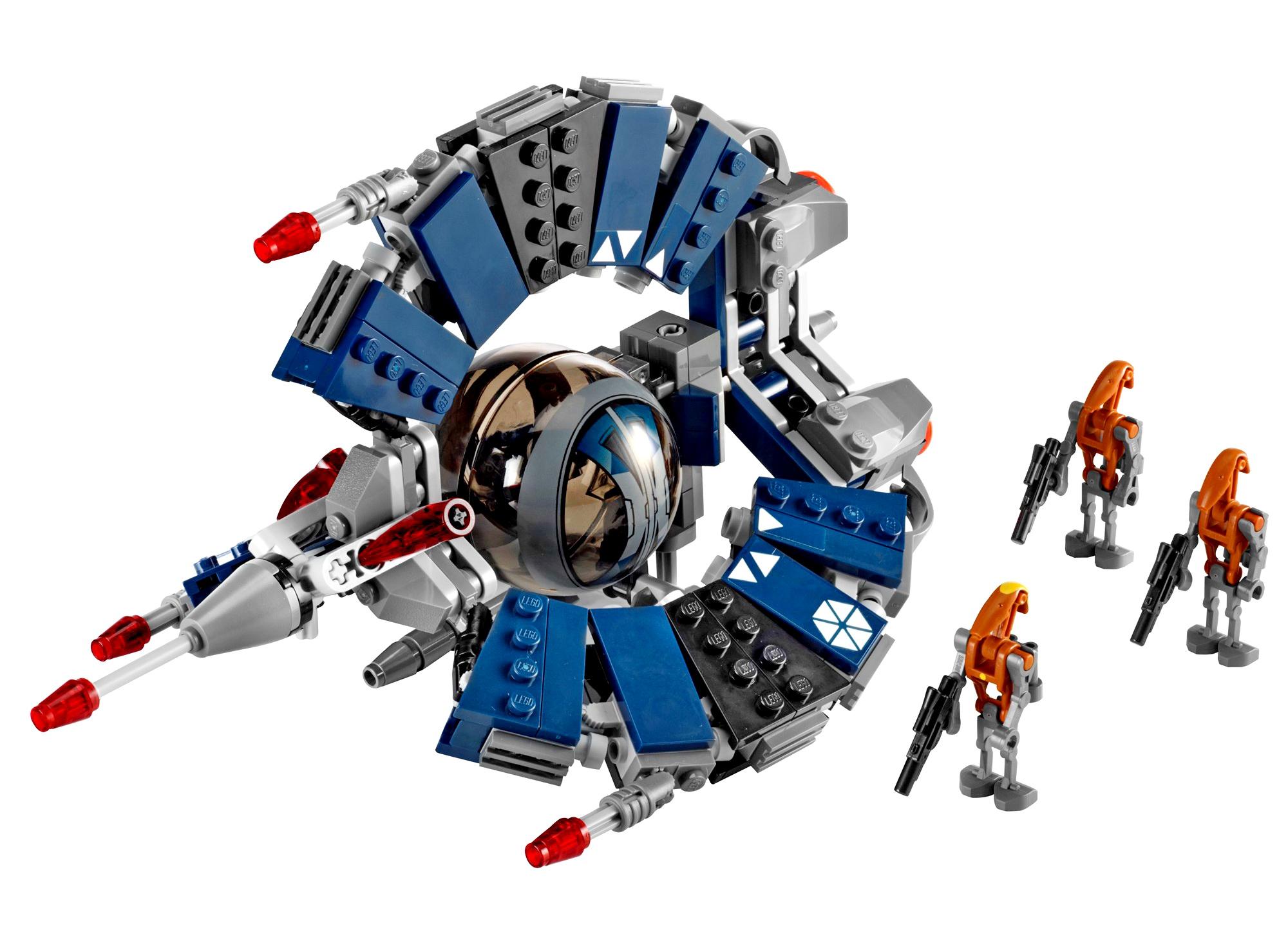 набор лего дроидов рецепт