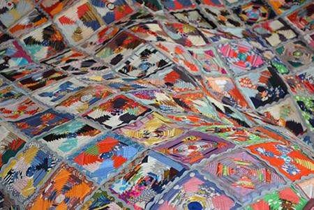 Фестиваль Лоскутного шитья в Суздале