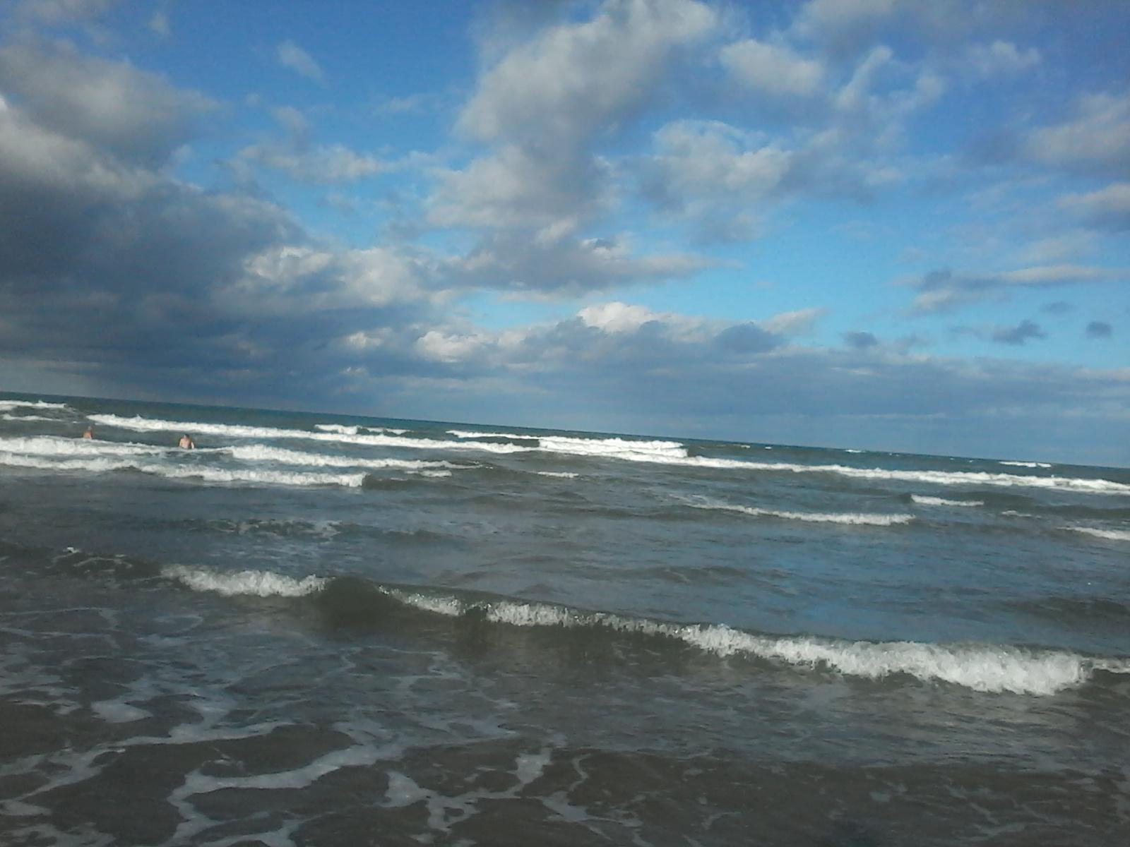 Море на Джемете. Блиц: вода