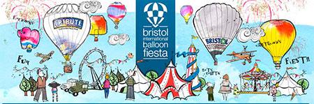 Bristol International Balloon Fiesta 2015