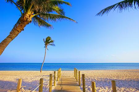 Лучшие пляжи США