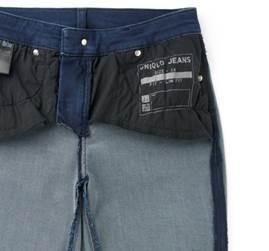 85cacffc807 Обновленная коллекция джинсов UNIQLO