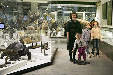 я был в Дарвиновском музее