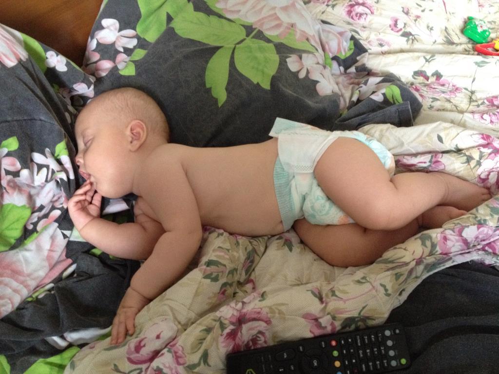 димонка устал. Дети: художественное фото