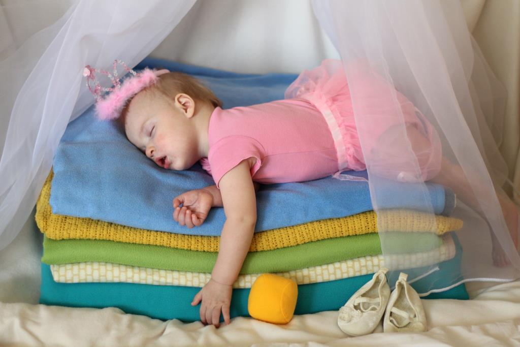 фотосессия со спящим вашему