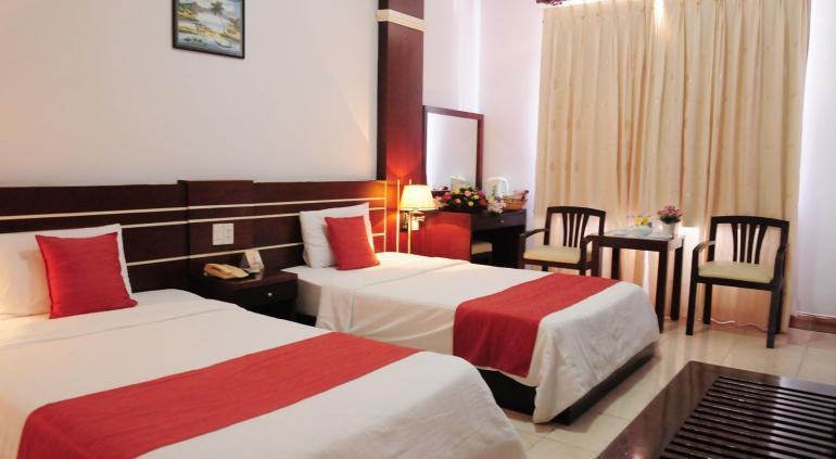 Cuu Long Hotel - Can Tho.