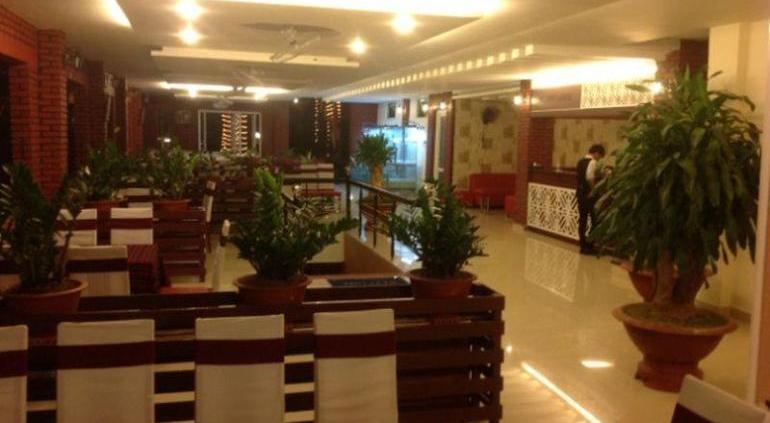 Dak Nong Lodge Resort.