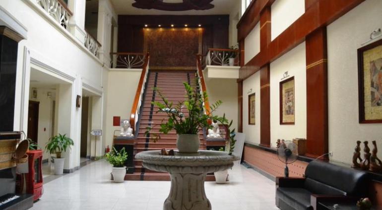 Monaco Hotel Hai Phong.