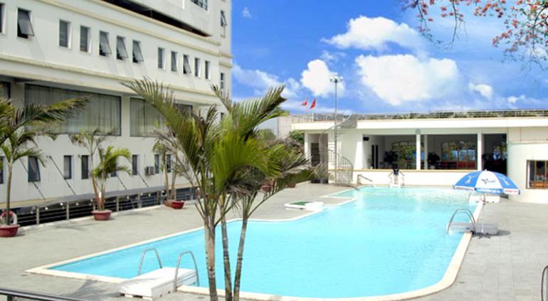 Sao Mai Hotel Thanh Hoa.