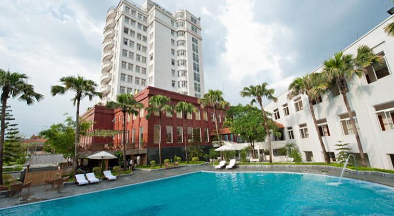 Muong Thanh Lang Son Hotel.