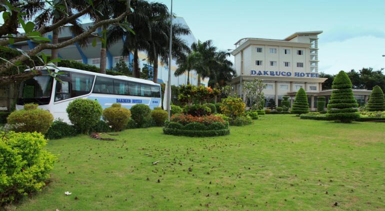 Dakruco Hotel Buon Ma Thuot.
