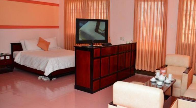 Quoc Te Hotel Ca Mau.