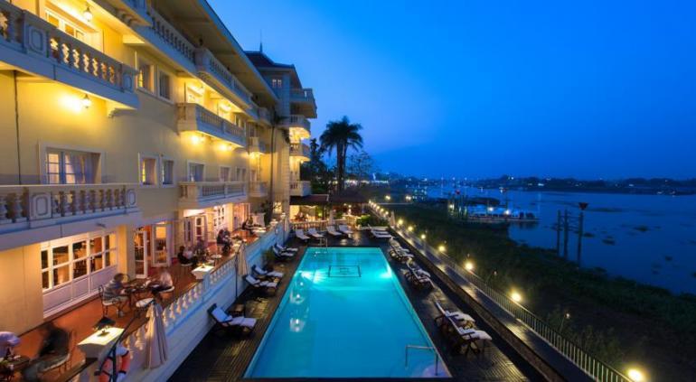 Victoria Chau Doc Hotel.