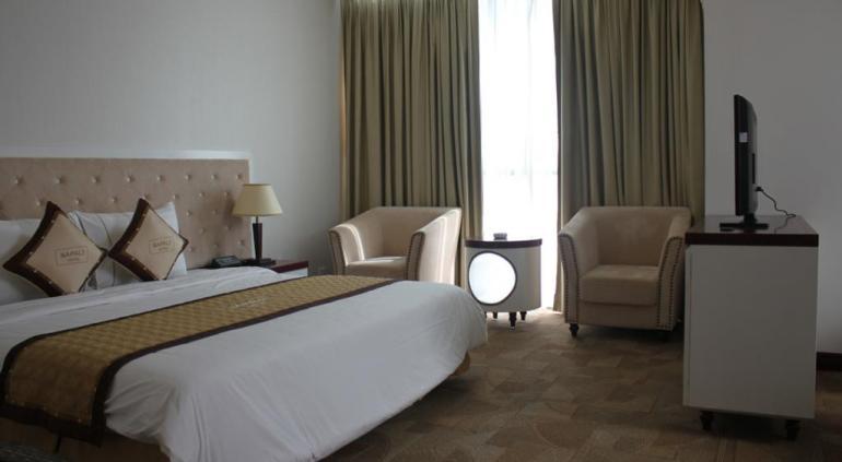 Sapaly Hotel Lao Cai.