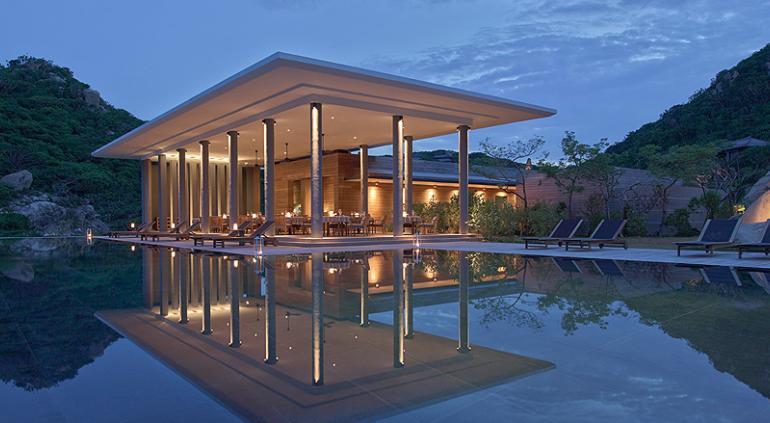 Amanoi Resort Ninh Thuan.