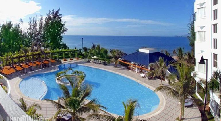 Saigon Ninh Chu Hotel & Resort.