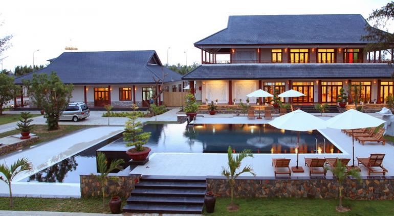 Aniise Villa Resort Ninh Thuan.