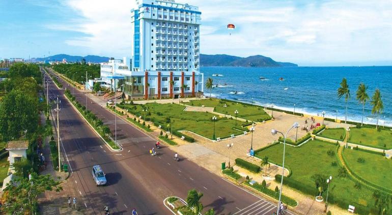 Seagull Hotel Quy Nhon.