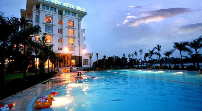Song Hong Hotel Vinh Phuc.