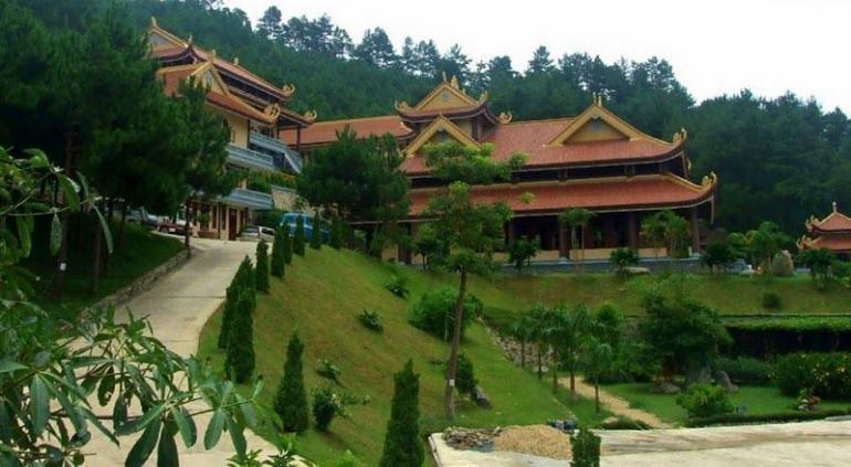Mela Hotel Tam Dao.