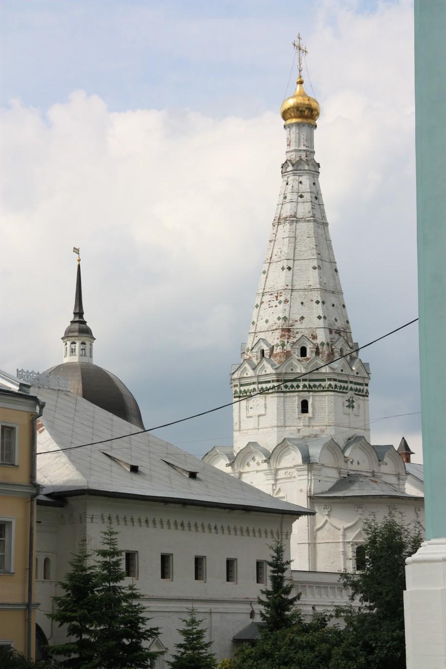 Свято-Никольский женский монастырь. Достопримечательности