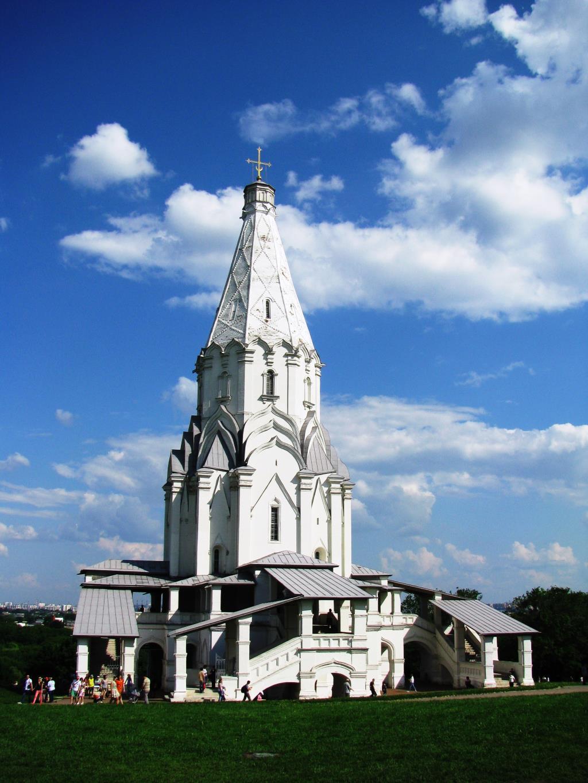 Церковь Вознесения Господня в Кломенском, Москва. Блиц: Москва