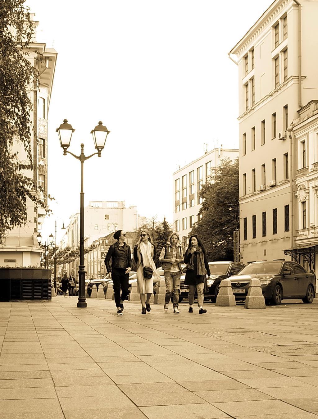 Уличное. Блиц: Москва