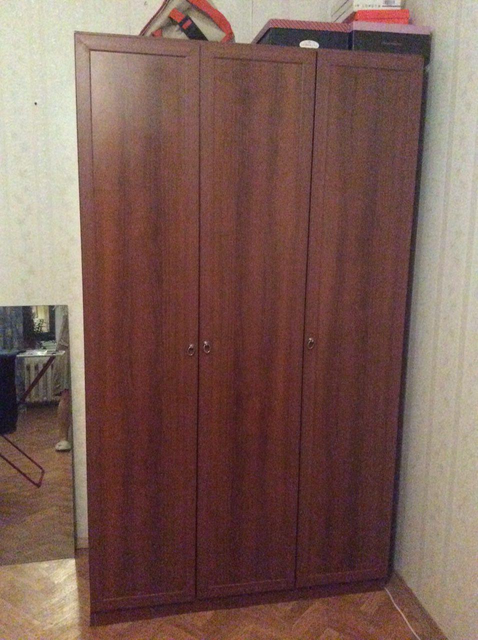 шкаф для одежды. ПРИСТРАИВАЮ