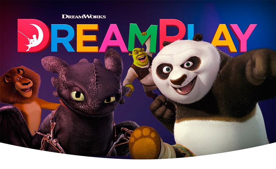 Парк DreamWorks в Москве