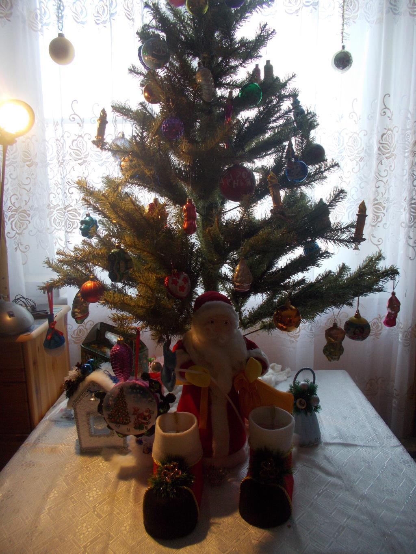 К Новому году готовы. Блиц: новогодняя елочка