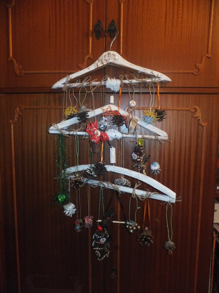 Елка для вручения подарков.. Блиц: новогодняя елочка