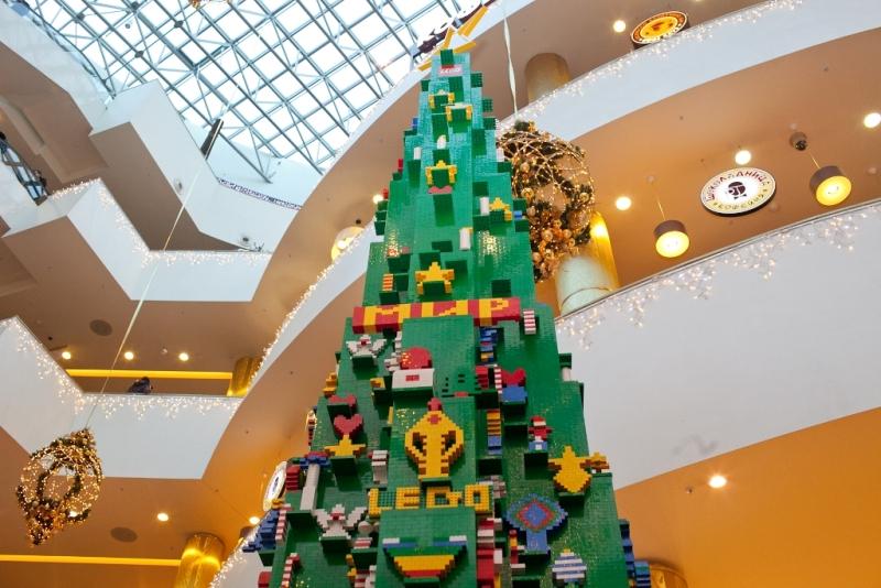 Лего елка