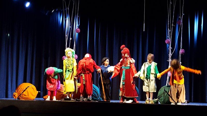 Международный фестиваль зарубежных детских и юношеских театров