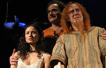 В Петербурге новая волна театральных акций