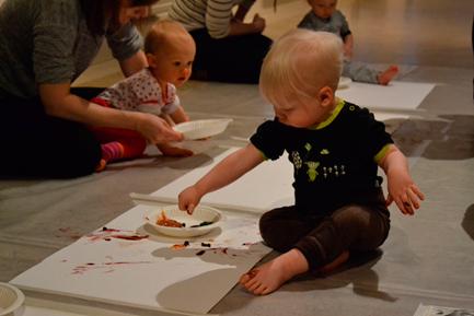 Музыкально-художественный мастер-класс для самых маленьких