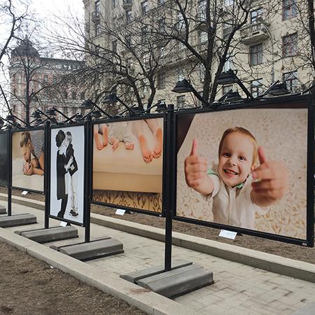 Фотовыставка Мир глазами женщин