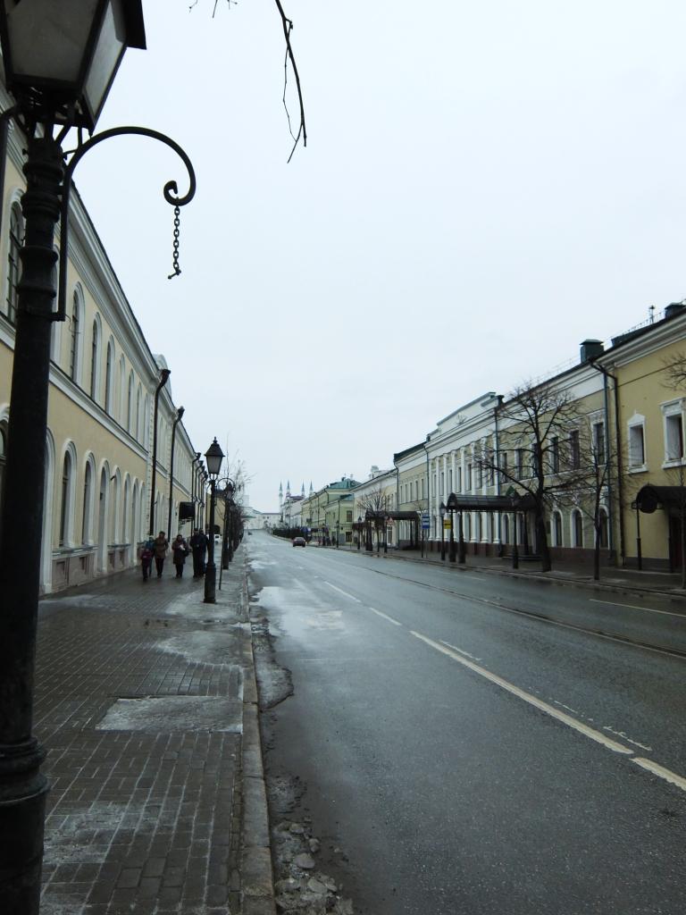 Кремлевская улица. Казань