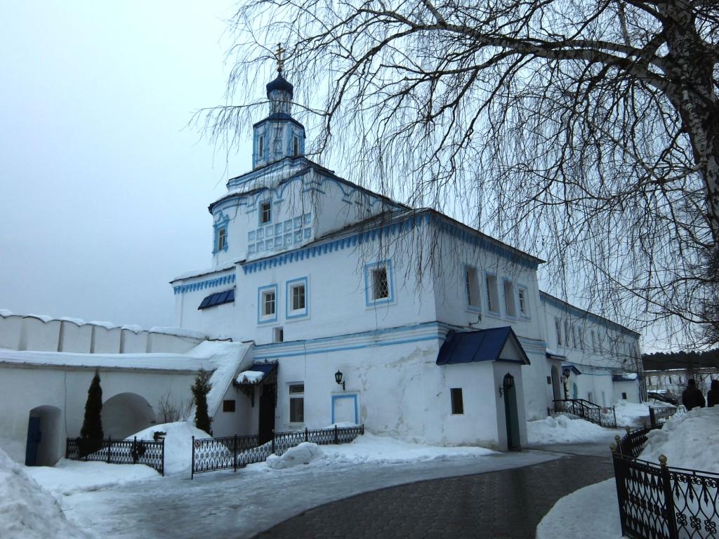 Раифа. Софийская церковь. Казань