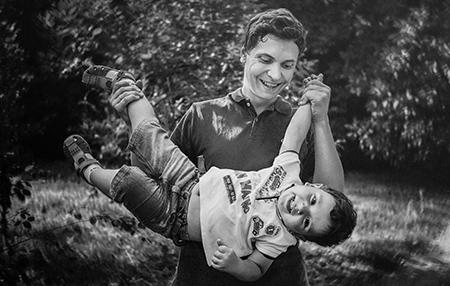 Фотоконкурс ко Дню отца