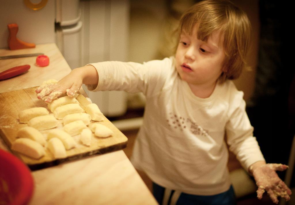 Главный повар на кухне. Дела житейские
